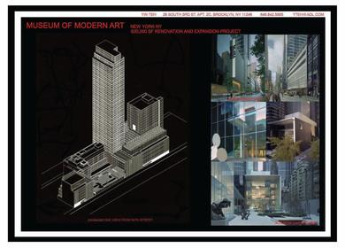 Museum of Modern Art - KPF Associates