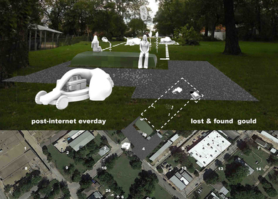 Post Internet Everyday: Lost & found gould
