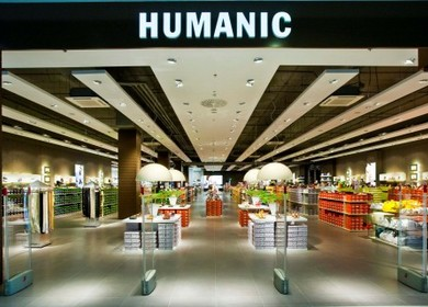 HUMANIC SHOES Store Fit-out