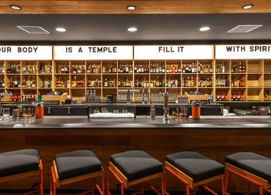 W. Wolfskill Restaurant and Bar