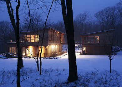 Hudson Valley Country House