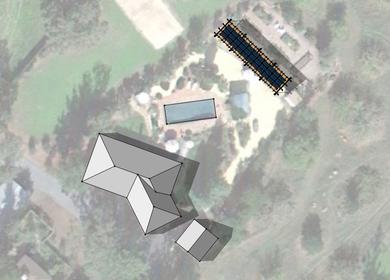 Laws Solar Arbor