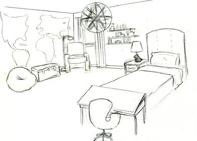 Brooklyn Boy's Bedroom