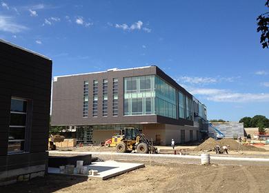 WCCCD Campus Renovations