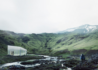 Heima: Iceland Trekking Cabins