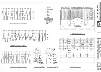 SUNY Plattsburgh Ceiling Panel Proposal