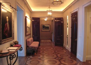 550 Park Avenue, Apartment Renovation