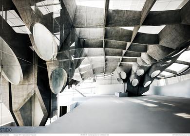 Kai Tak Kunsthalle