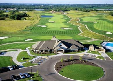 Creekmoor Golf Club, Raymore, MO