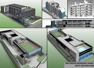 Architectural Design, Modeling and Visualization