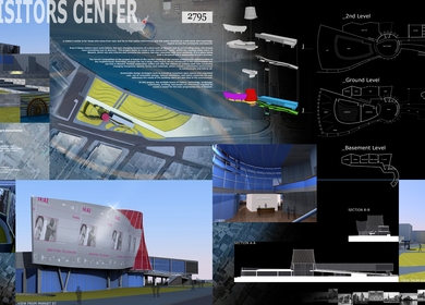 Newark New Jersey Visitor Center - Competition
