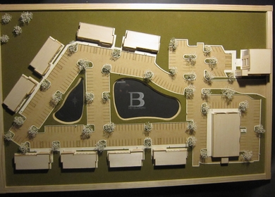 Physical Model for Hinesville Medical Center