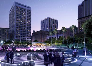 Gensler - Pershing Square