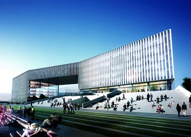 Aedas designs Kingboard Plaza Shanghai Phase 2