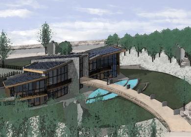 'Off Grid' - Custum Home Design Proposal