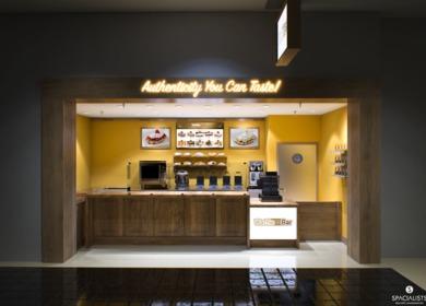 Waffle Bar 3D Rendering in Las Vegas