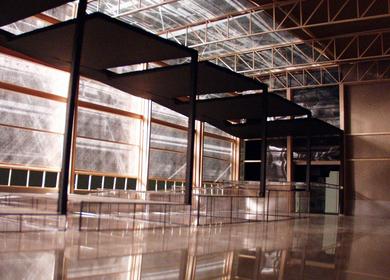 Contemporary Art Center/Bldg 16, Vogt Commons