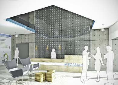 Megaman Greek Headquarters