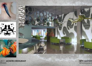 Monstro Seafood Restaurant