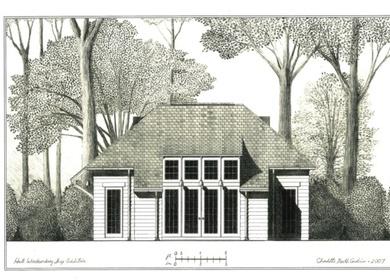2007-Design - Hall Woodworking Shop