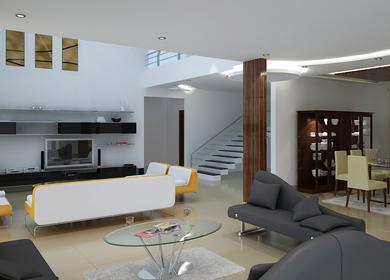 3d interior design perspectivehd