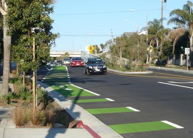 Ocean Park Boulevard Complete Street