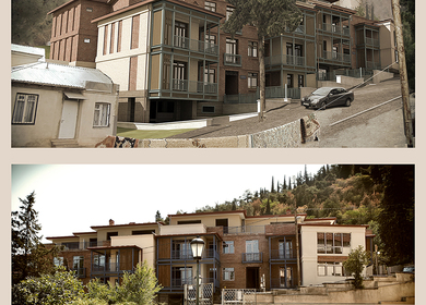 Mtazminda residence