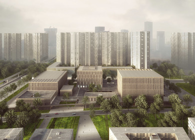 Longhua Art Museum and Library