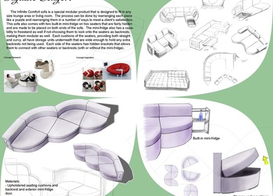 Interior Architecture School Projects