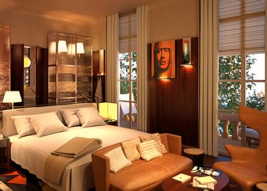 Matarazzo- Model room view