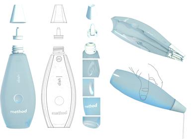 Method Soap Bottle Project