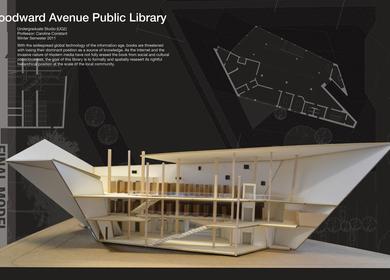 Woodward Avenue Public Library