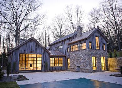 Connecticut House in the Woods Jendretzki-Tittman