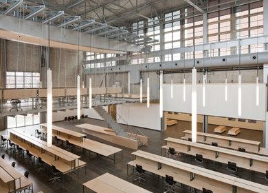 Hinman Research Building Rehabilitation and Adaptive Reuse