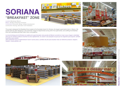"SORIANA ""BREAKFAST"" ZONE"
