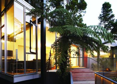 McCahon's Artist Residence