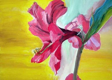 Dripping Flower