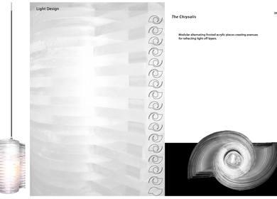 Chrysalis Light Design