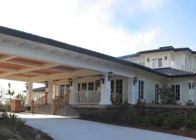 McArthur Golf Clubhouse