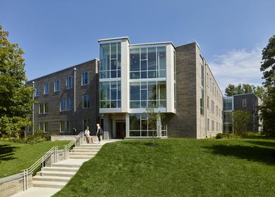 Bryn Mawr College - Residence Hall