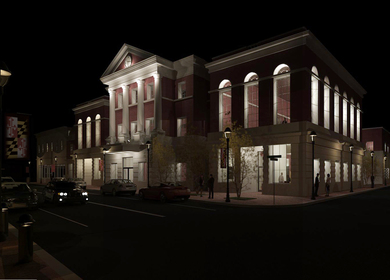 Annapolis Performing Arts Center