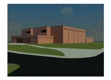 Littick Hall Fitness Center, Zane State College, Zanesville, Ohio