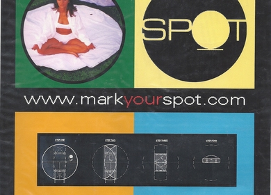 1997 Mark Your Spot (The Original Round Towel)