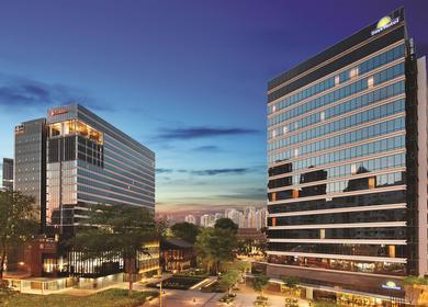 Ramada & Days Hotels Singapore at Zhongshan Park - Celebrating a uniquely local setting