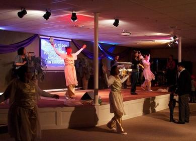 Factory Conversion to Christian Congregational Church