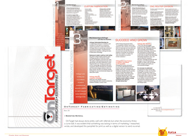 OnTarget Marketing Booklet