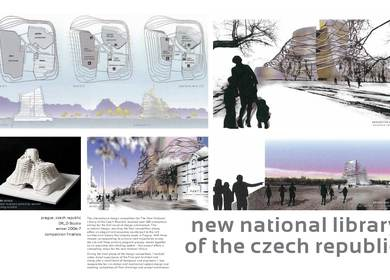New National Library of the Czech Republic