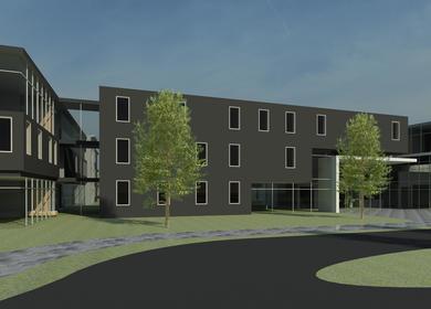 Olympic Housing / Dormitory