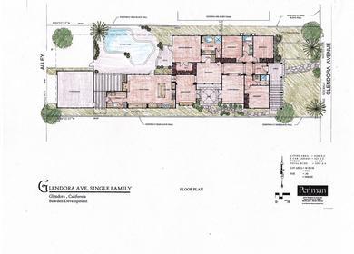 Glendora Avenue Speculative Residence