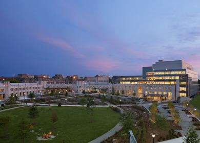 The Duke Cancer Center